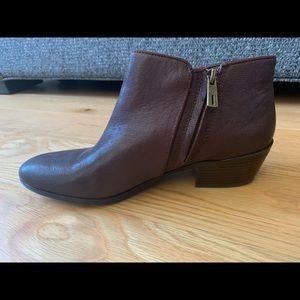 Sam Edelman brown booties size 9.5